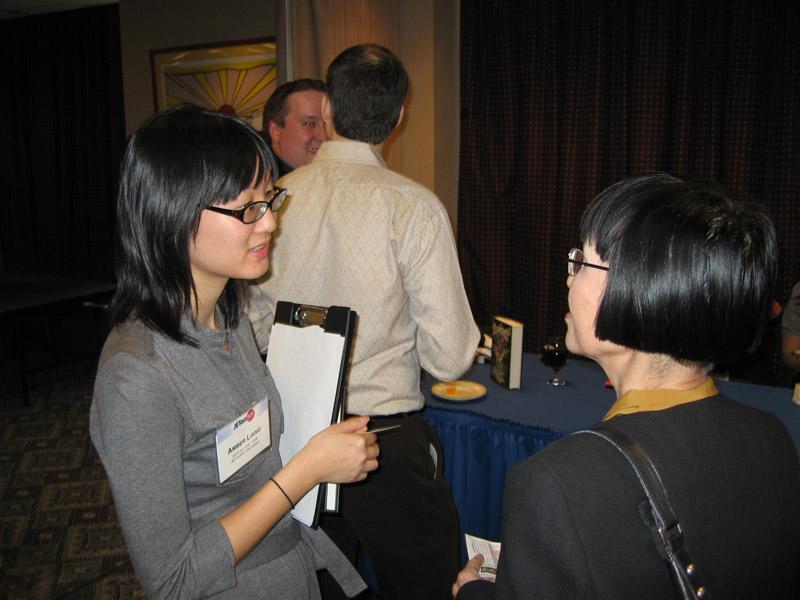 Amber Liang, Super Volunteer and new JETAA NY Secretary