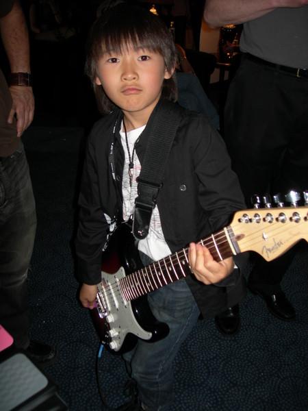 Yuto Miyazawa the Guitar Prodigy