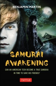"""Ultimately, Samurai Awakening is a fun read that makes you think you're watching a movie."" (Tuttle)"
