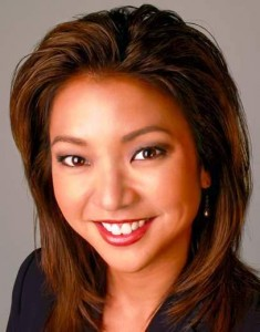 CNN national correspondent Sandra Endo hosts Japan Day @ Central Park May 12. (Courtesy of @sandraendotv)