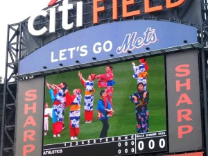 The Japanese Folk Dance Institute of New York will perform at Citi Field's fourth annual Japanese Heritage Night Aug. 28. (Courtesy of blog.janm.org)