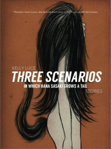 JET alum Kelly Luce's first published collection of fiction, Three Scenarios often utilizes magic realism to tell stories that take place in Nippon. (A Strange Object)