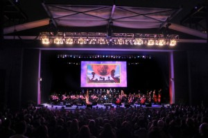 """Producer Jeron Moore on Symphony of the Goddesses: """"We cater to all ages. You've got to remember that Zelda is 27 years old now. We're seeing fans spanning three generations buy tickets to the show."""" (Andrew Craig)"""