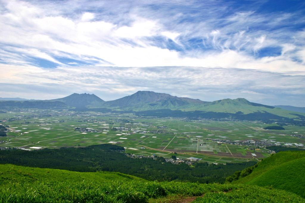 Aso-Kuju National Park, Kumamoto