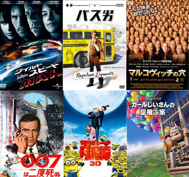 13 surprising Japanese translations of American movie titles1