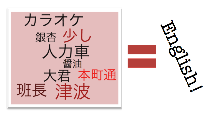 10 everyday English words that were originally Japanese