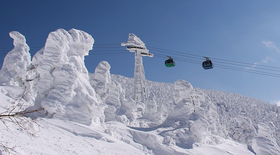 Five of Japan's best locations to ski and snowboard5
