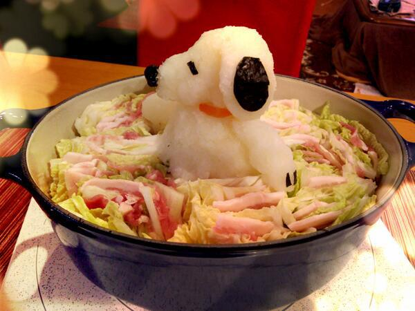 Grated radish art from Japan brings the cute to your favourite dishes12