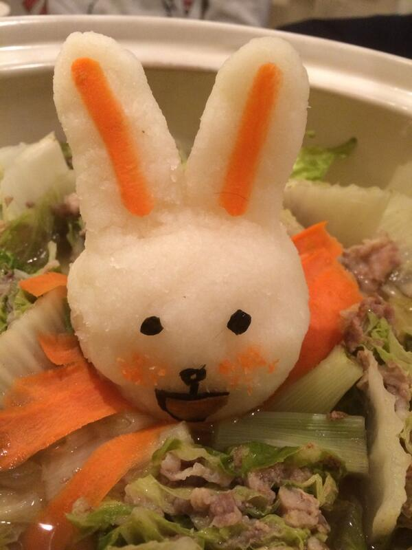 Grated radish art from Japan brings the cute to your favourite dishes14