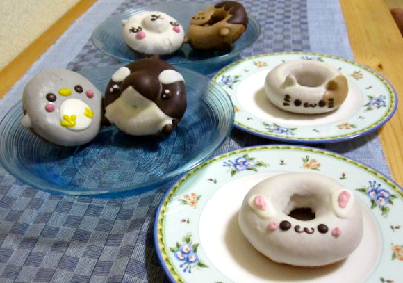 Kawasaki donut shop goes beyond cat sweets with cute alpacas, penguins, and killer whales