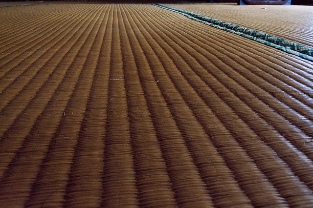 The demise of traditional Japanese tatami flooring?3