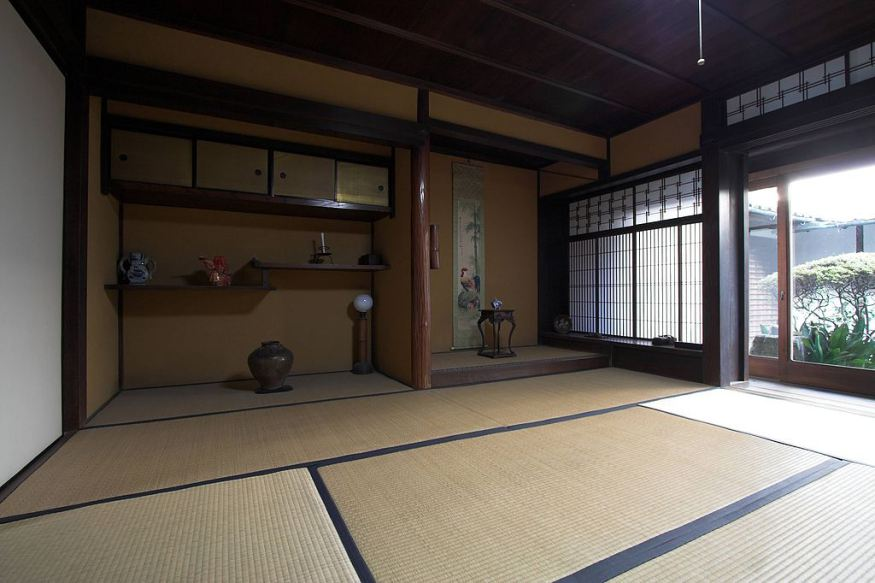 The demise of traditional Japanese tatami flooring?5
