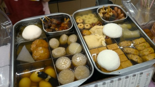 A diner's guide to oden- Japan's weird-looking, super-popular winter dish