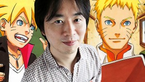 Naruto creator Masashi Kishimoto makes his first-ever appearances outside of Japan in New York Oct. 7-10. (Courtesy of ForeverWorld)