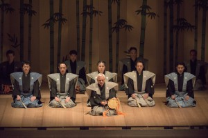 """For those in the audience, this was a once in a lifetime experience that completely fulfilled the promise of Japanese performing arts that made many of us fall in love with the culture in the first place."" (Masahito Ono)"