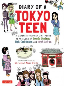 """Through reading her travelogue, Inzer comes across as a writer who would make an excellent travel blogger, as she gives prospective visitors to Japan fascinating tidbits about the country's culture and attractions."" (Tuttle Publishing)"
