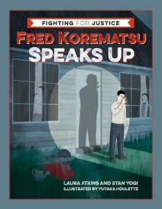 """Fred Korematsu Speaks Up skillfully introduces a civil rights icon and other brave men and women to a new audience."" (Heyday Books)"