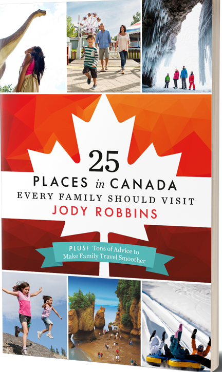 family travel canada book
