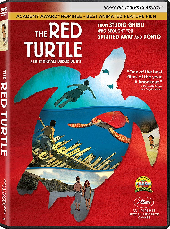 Jetwit Com Jq Magazine Film Review The Red Turtle