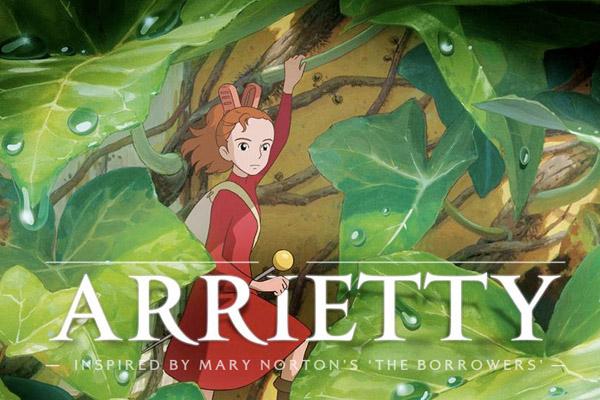 "JETwit.com - Ghibli's 借りぐらしのアリエッティ (aka ""The Secret ..."